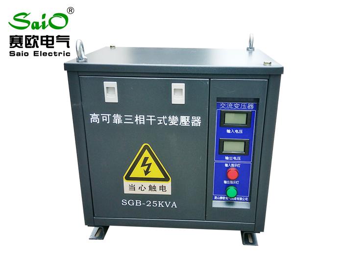 数控公用变压器